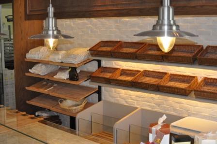soluzioni modulabili per l'esposizione del pane
