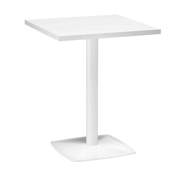 tavolo esterno bianco